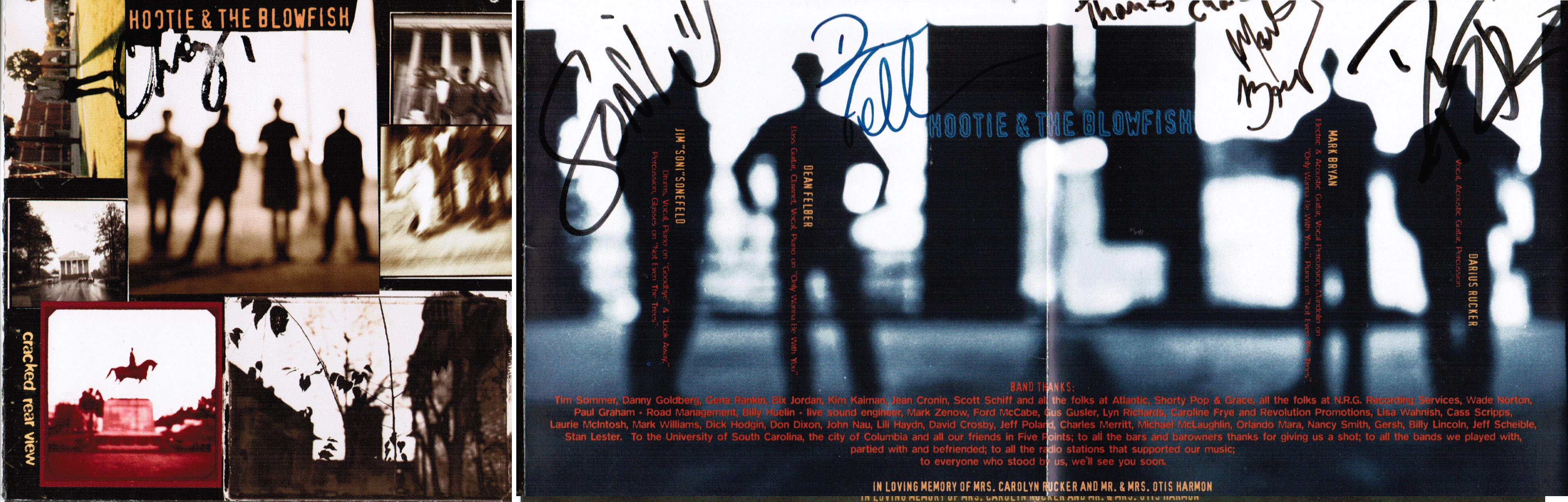 Autographed Items Recordcoolection Com Rare Vinyl Record