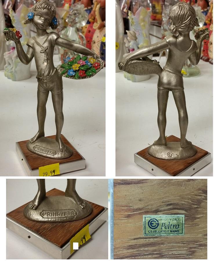 "Figurines, Statues, Plates, Paintings  recordCOOLection.com rare Vinyl record LP album, 7"" inch"